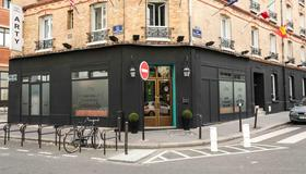 Arty Paris Porte de Versailles by Hiphophostels - Παρίσι - Κτίριο