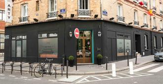 Arty Paris Porte de Versailles by Hiphophostels - פריז - בניין
