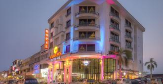 阿里納蠟染精品酒店 - 關丹 - 關丹