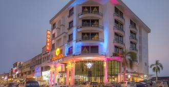 Arenaa Batik Boutique Hotel - Kuantan