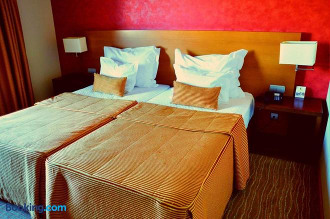 Hotel Lusitania Congress & Spa - Guarda - Bedroom
