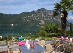 Hotel Campione - Lugano - Gebäude