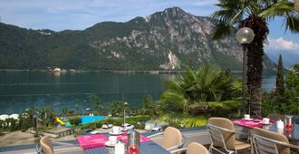 Hotel Campione - Lugano - Bygning