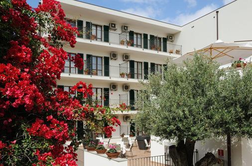 Hotel Angedras - Αλγκέρο - Κτίριο