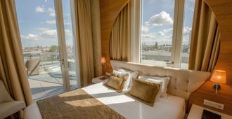 Grand Hotel Downtown - Amsterdam - Makuuhuone