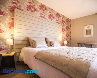 Maison de Kersalomon - Конкарно - Bedroom