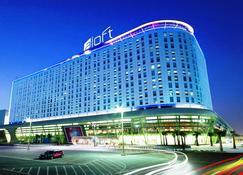Aloft Abu Dhabi - Abu Dabi - Edificio
