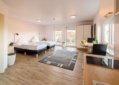 Hotel Flensburg Akademie - Flensborg - Soveværelse