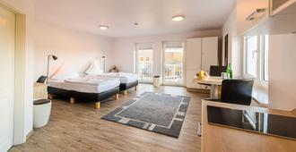 Hotel Flensburg Akademie - Flensburg - Schlafzimmer