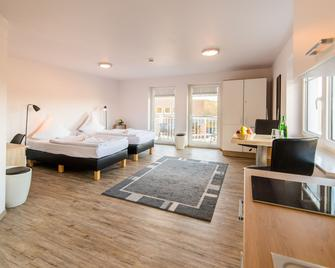 Hotel Flensburg Akademie - Фленсбург - Спальня