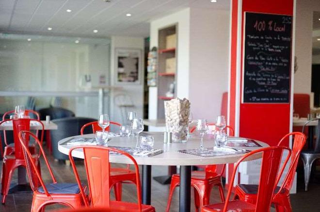 Brit Hotel Toulouse Colomiers - L'esplanade - Colomiers - Restaurant