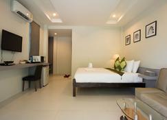 Sun Moon Star Resort Koh Phangan - Ko Pha Ngan - Slaapkamer