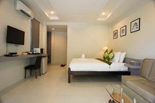 Sun Moon Star Resort Koh Phangan - Koh Phangan - Makuuhuone
