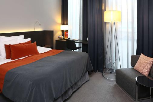 波斯特號角酒店 - 哥德堡 - 臥室