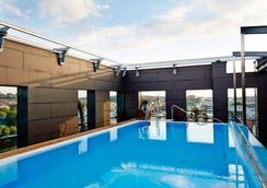 波斯特號角酒店 - 哥德堡 - 游泳池