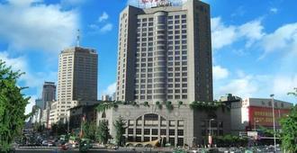Yinhe Dynasty Hotel - Τσενγκντού - Κτίριο