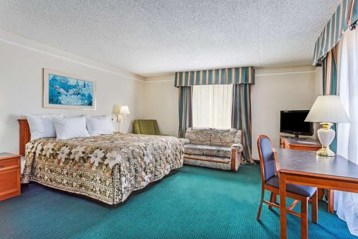 Days Inn by Wyndham Richmond/South - Richmond - Bedroom