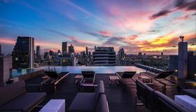 Amara Bangkok - Bangkok - Balcon