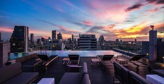 Amara Bangkok - בנגקוק - מרפסת