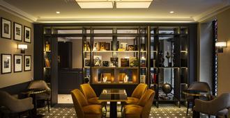 Lenox Montparnasse Hotel - París - Lounge