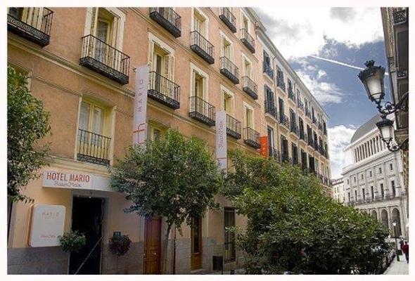 Room Mate Mario - Madrid - Building