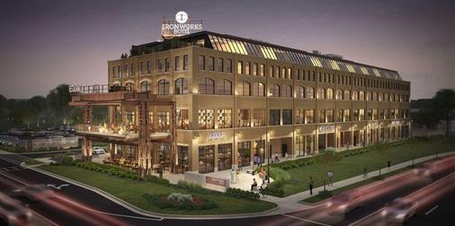 Ironworks Hotel Indy - Indianapolis - Rakennus