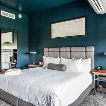 Ironworks Hotel Indy - Indianapolis - Makuuhuone