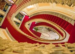 Hotel Bristol Palace - Gênova - Edifício