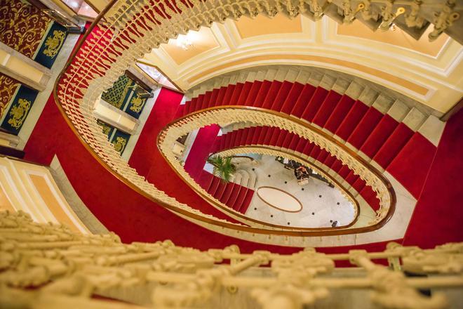 Hotel Bristol Palace - Genoa - Building