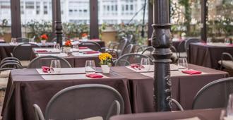 Bristol Palace Hotel - Génova - Restaurante