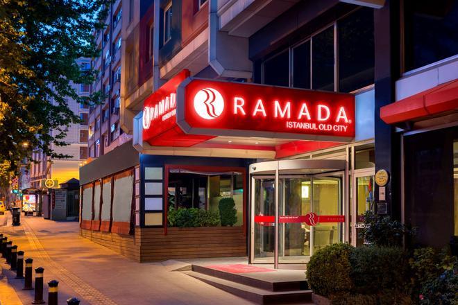 Ramada by Wyndham Istanbul Old City - Istanbul - Gebäude