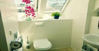 A&t Holiday Hostel Wien - Vienna - Bagno