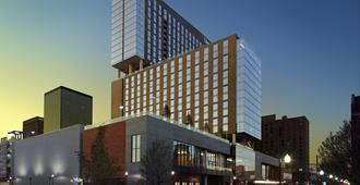 Omni Louisville Hotel - Louisville - Building