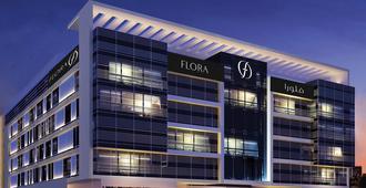 Flora Inn Hotel Dubai Airport - Dubai - Edifício