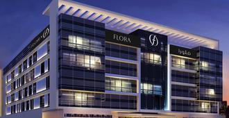 โรงแรมฟลอราอินน์ สนามบินดูไบ - ดูไบ