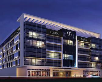 Flora Inn Hotel Dubai Airport - Dubai - Building