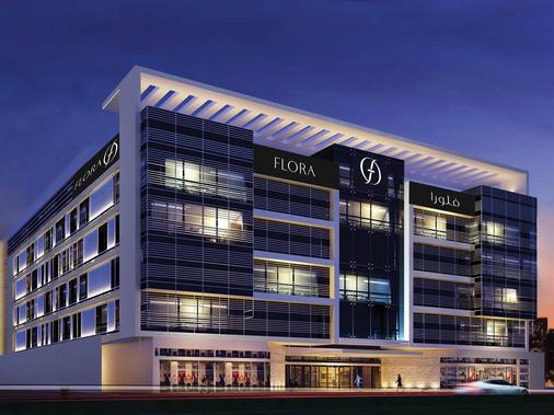 Flora Inn Hotel Dubai Airport - Ντουμπάι - Κτίριο