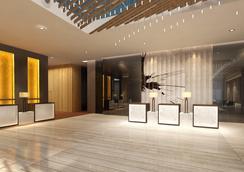 Flora Inn Hotel Dubai Airport - Ντουμπάι - Σαλόνι ξενοδοχείου