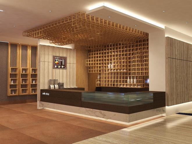 Flora Inn Hotel Dubai Airport - Ντουμπάι - Ρεσεψιόν