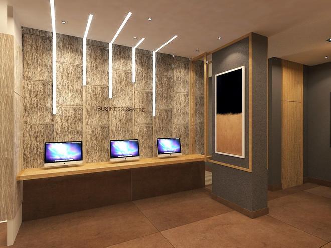 Flora Inn Hotel Dubai Airport - Ντουμπάι - Aίθουσα συνεδριάσεων