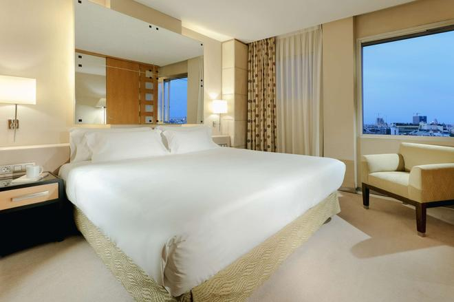 Hesperia Presidente - Barcelona - Phòng ngủ