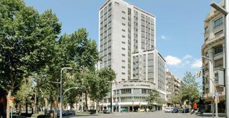 Hesperia Presidente - Barcelona - Edifício