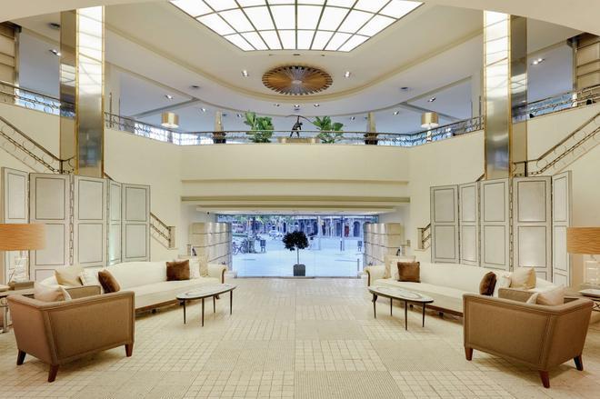 黑斯佩里亞總統酒店 - 巴塞隆拿 - 巴塞隆納 - 大廳