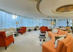 黑斯佩里亞總統酒店 - 巴塞隆拿 - 巴塞隆納 - 休閒室