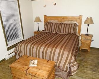 Les Suites Du Centre-ville - Granby - Schlafzimmer