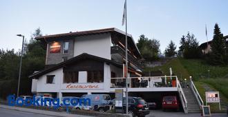 Hotel Restaurant Chesa - Flims - Gebäude