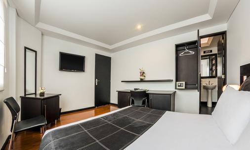 Hotel Classic - Bogotá - Phòng ngủ