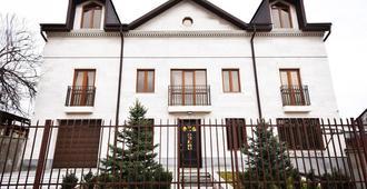 Patriott Hotel - Ereván - Edificio