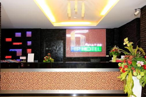 Baramee Hip Hotel - Patong - Front desk