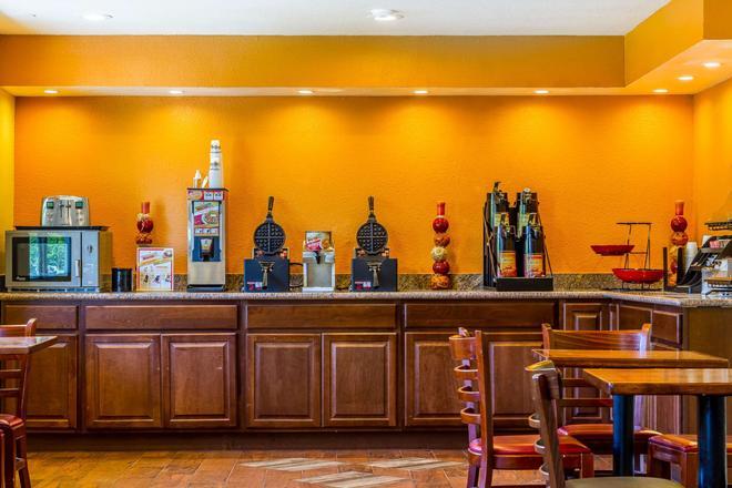 Rodeway Inn Wine Country - Rohnert Park - Bufé